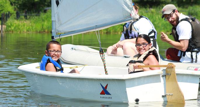 Junior Sailing Program