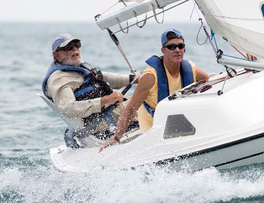 Judd Goldman Adaptive Sailing Program (JGASP)