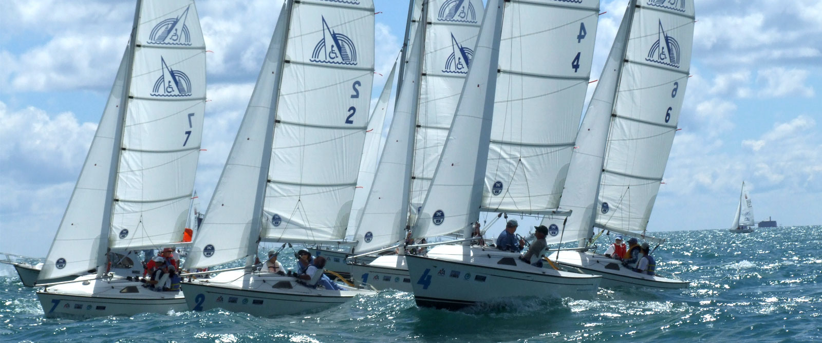 The Judd Goldman Adaptive Sailing Program