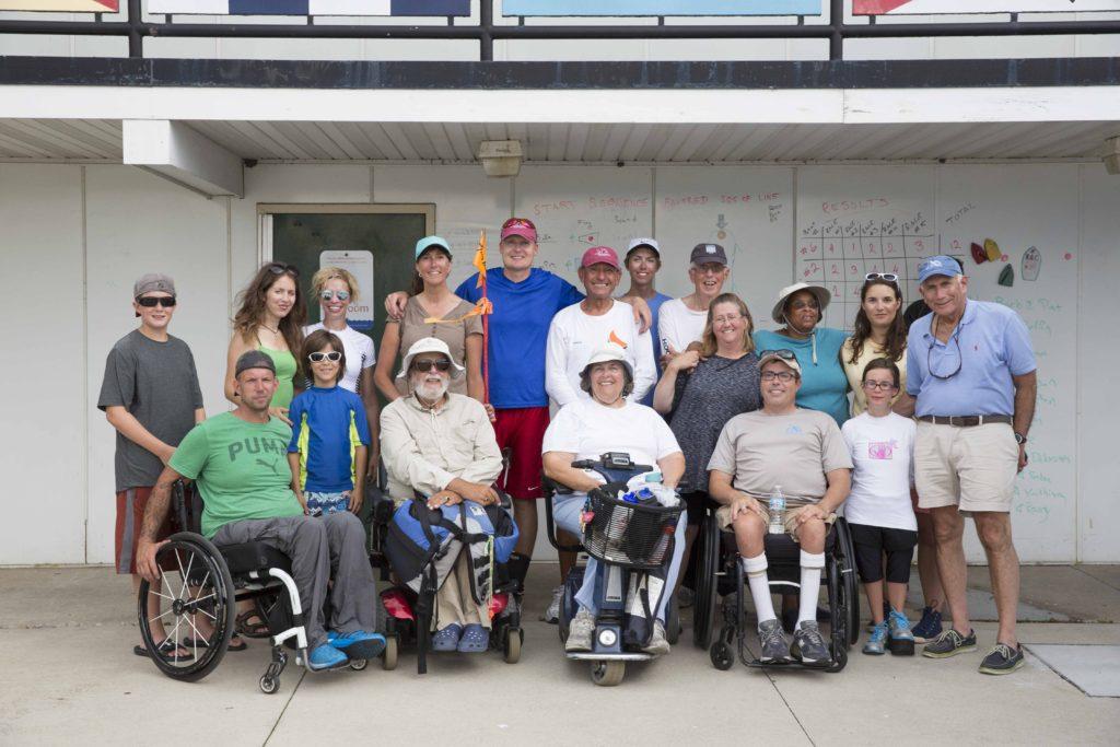 Judd Goldman Adaptive Sailing Foundation