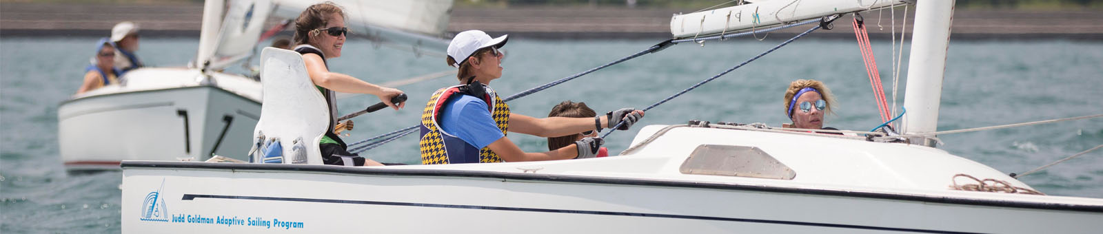 Judd Goldman Adaptive Sailing Program