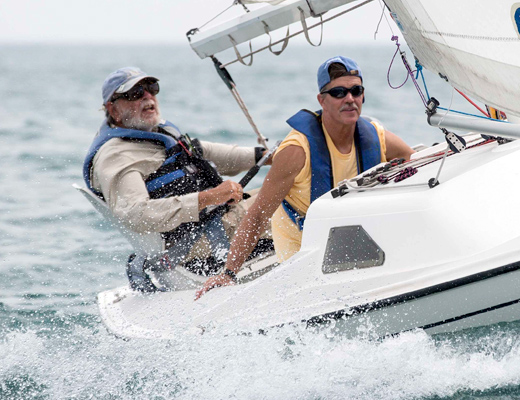 Judd Goldman Adaptive Sailing Program (JGASP)